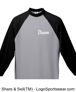 Youth Bearz Shirts Design Zoom